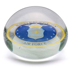 Paperweight - Air Force