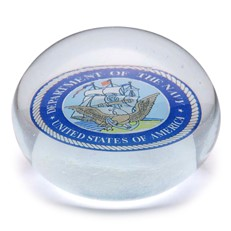 Paperweight - Department of the Navy