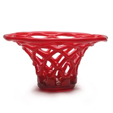Weave Bowl - Red