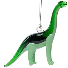 Glassdelights Ornament Sauropod