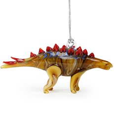 Glassdelights Ornament Stegosaurus