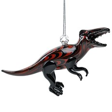 Glassdelights Ornament - T-Rex