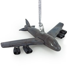 Glassdelights Ornament - B-52 Bomber Ornament