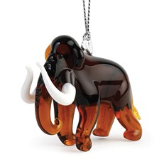 Glassdelights Ornament - Mammoth
