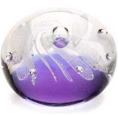 Large Paperweight - Milky Way Glow