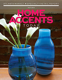 Home Accents Today - July 2014 (Cover Image)