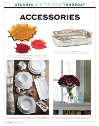 Home Accents Today - Atlanta Market Dailies - January 14, 2016