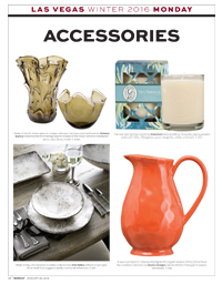 Home Accents Today - Las Vegas Dailies - January 25, 2016