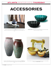 Home Accents Today - Atlanta Dailies - January 8, 2015