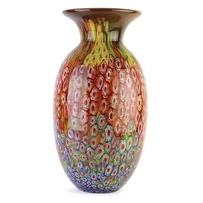 Millefiori Vase Dynasty Gallery