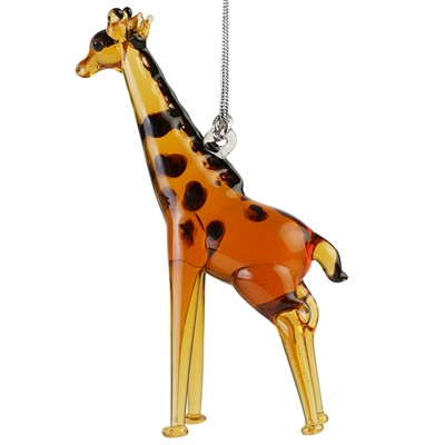 Glassdelights Ornament Giraffe