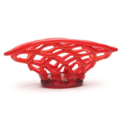 Weave Tray - Red