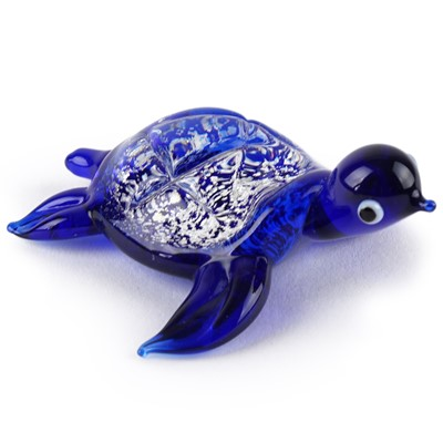 Mini Sea Turtle, Blue