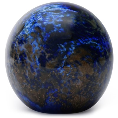 Large Paperweight - Mercury Glow