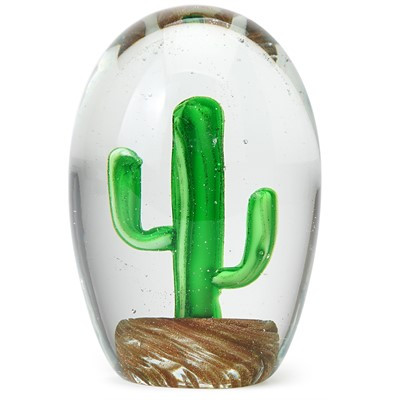 Medium Paperweight - Saguaro Cactus