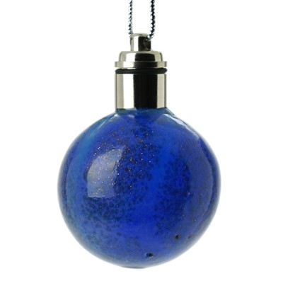 Glassdelights Ornament - Mercury Glow LED