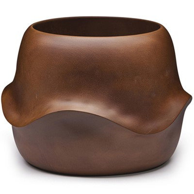 Wood - Wave Bowl, Small
