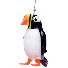 Glassdelights Ornament Puffin