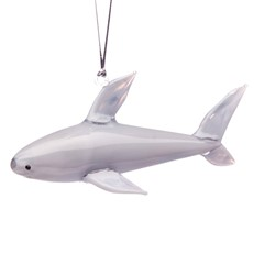 Glassdelights Ornament Great White Shark