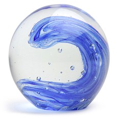 Large Paperweight - Wave Glow