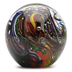 Small Paperweight - Marble Medley