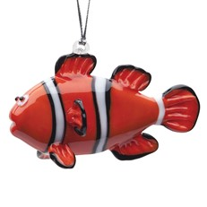 Glassdelights Ornament Clown Fish
