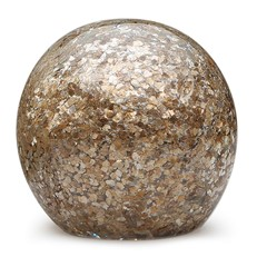 Large Paperweight - Gold Rush/Flakes