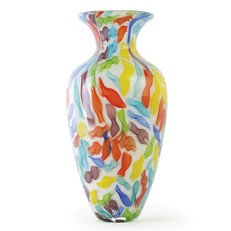 Candy Wrapper Vase