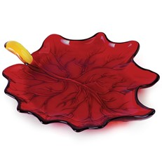 Small Maple Leaf - Scarlet