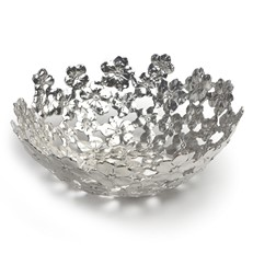 Metal Bowl - Cherry Blossom