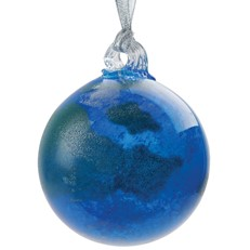 Planetarium Ornament - Earth Glow