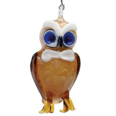 Glassdelights Horned Owl