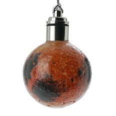 Glassdelights Ornament - Mars Glow LED