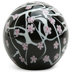 Large Paperweight -Night Sakura Cherry Blossom