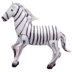 Glassdelights Zebra