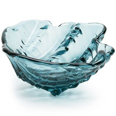 Clamshell Bowl - Steel Blue