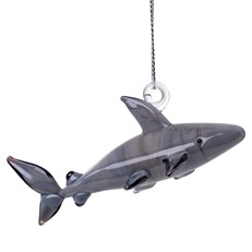 Glassdelights Ornament - Blacktip Shark