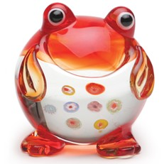 Mini Frog - Red