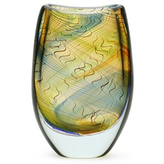 Halo Vase - Symphonic Waves