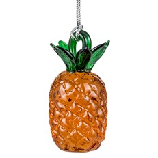 Glassdelights Ornament - Pineapple