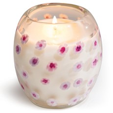 Glisten+Glass Candle Cherry Blossom - Sweet Sakura