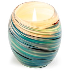 Glisten+Glass Candle Mother of Pearl