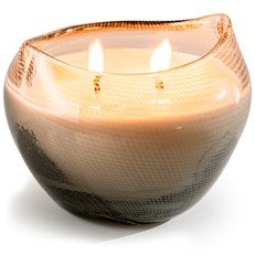 Glisten+Glass 2-Wick Candle - Gallo, Grey - Slate