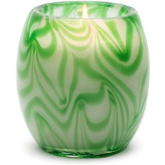 Glisten + Glass Candle - Bamboo Glow