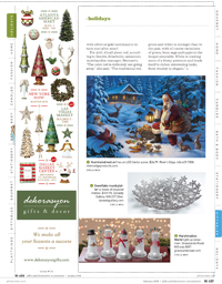 Gifts and Decorative Accessories - January 2016