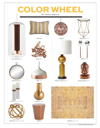 Home Accents Today - Color Wheel February 2016