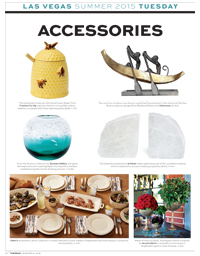 Home Accents Today - Las Vegas Market Dailies - August 4, 2015