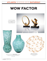 Home Accents Today - Atlanta Dailies - January 10, 2015